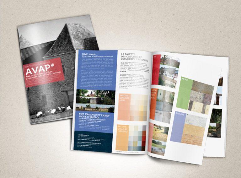 Berchères-sur-Vesgre – Brochure AVAP